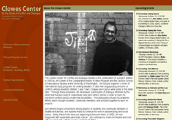 Clowes Center website
