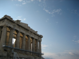 temple in Athens