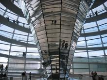 Berlin interior building