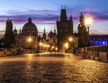 Prague Praha Praga Chehiya