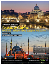 CHID Rome, Budapest & Istanbul