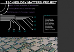 Technology Matters Project