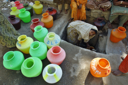 water in India