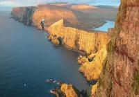 Coast of Faroe Islands