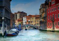 Italy's Canals