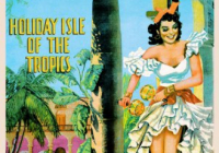 "Poster ""Cuba: Holiday Isle of the Tropics"""
