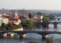Vitava in Prague