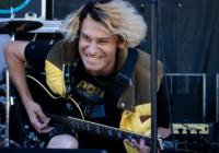 Wilson Rahn Playing Guitar