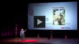 YouTube link to What Superheroes are Made of: Phillip Thurtle at TEDxRainier